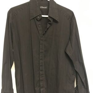 7 Diamond Button down shirt